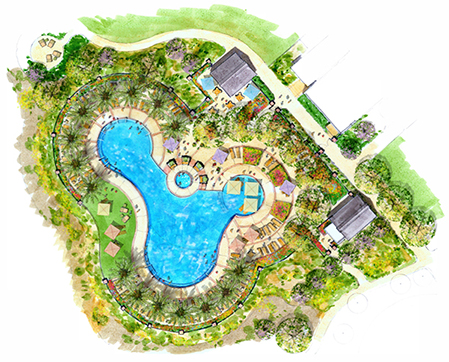 Resort Pool - Mita Club